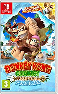 Donkey Kong Country: Tropical Freeze Standard (B0798ZPL4W) | Amazon price tracker / tracking, Amazon price history charts, Amazon price watches, Amazon price drop alerts