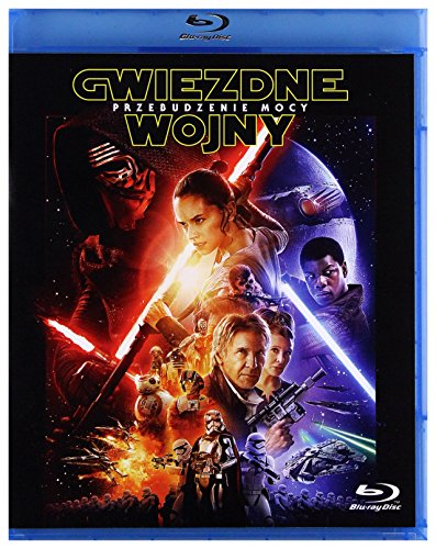 Star Wars: Episode VII - The Force Awakens [2Blu-Ray] [Region B] (IMPORT) (Pas de version française)