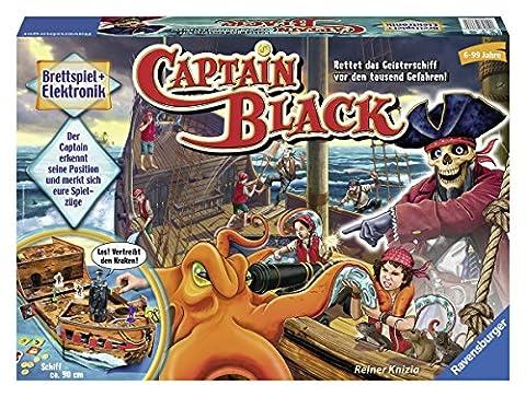 Ravensburger 22293 - Captain Black
