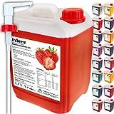 C.P. Sports Getränkekonzentrat 5 Liter Getränke Sirup Electrolyte Mineral-Vitamin Konzentrat versch. Sorten inkl. DOSIERSPENDER mit L-Carnitin (Multifrucht)