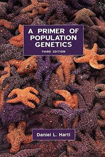 A Primer of Population Genetics por Daniel L. Hartl