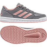 adidas Unisex Kids' AltaSport CF Trainers, Pink, 8 Child UK