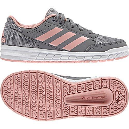 adidas Hyperfast 2.0 Cf K, Chaussures de Sport Garçon noir/noir/blanc