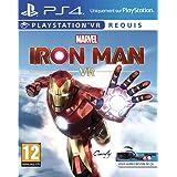 Marvel's Iron Man VR – PlayStation VR, Version physique, En français, 1 Joueur