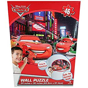 Disney Cars Wall Puzzle [46 Pieces]