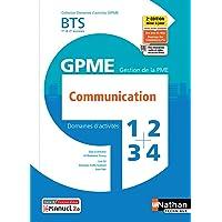Domaines d'activités 1,2,3 et 4 - Communication