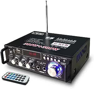 600w Mini Verstärker Digital Endverstärker Bluetooth Elektronik
