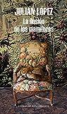 La ilusión de los mamíferos par López