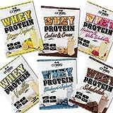 Whey Protein Isolate - 500g, 2000g, 4000g, 8000g torbica CP Sports, protein u prahu u 16 ukusnim ukusima + besplatni protein shaker (probni paket, 6 x 25g probna torba)