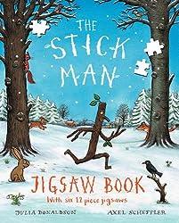 The Stick Man Jigsaw Book (Puzzle Books) by Julia Donaldson (2010-10-04)