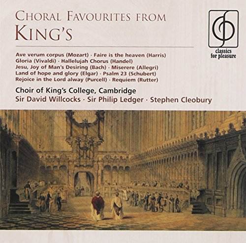 Choral Favourites from King's [Import anglais]