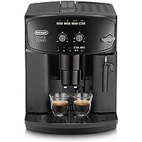 De'Longhi Caffé Corso ESAM 2600 Kaffeevollautomat mit Milchaufschäumdüse für Cappuccino, mit Espresso Direktwahltaste…