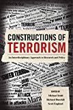 Constructions of Terrorism: An Interdisciplinary Approach to Research and Policy
