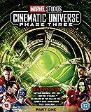 Marvel Studios Collectors Edition Box Set - Phase 3 Part 1 [Blu-ray] [2018] [Region Free]