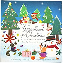 Woodland Christmas: A Festive Wintertime Pop-Up Book