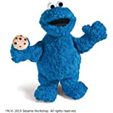 Nici Sesamstraße 41958 - Peluche a forma di mostro, 35 cm, colore: Blu