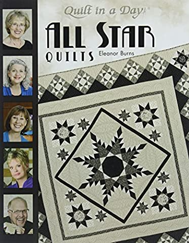 Quilt In A Day-All Star Quilt