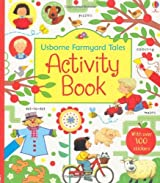 Farmyard Tales Activity Book by Rebecca Gilpin (2013-03-01)