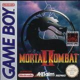 Mortal Kombat II - Game Boy - PAL - Without Instruction -