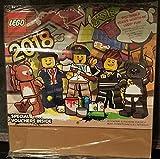 LEGO Kalender 2018 - mit 12 Gutscheinen für Lego
