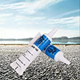 Ljourney Angelrolle Öl, Wartung Fett, Angelrolle Spezialschmiermittel (2 Teile/Paket, wasserdicht, rostfrei, lärmminderung)