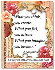 The Law of Attraction Planner 2018: 8.5\