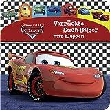 Disney·Pixar Cars - Verrückte Such-Bilder mit Klappen