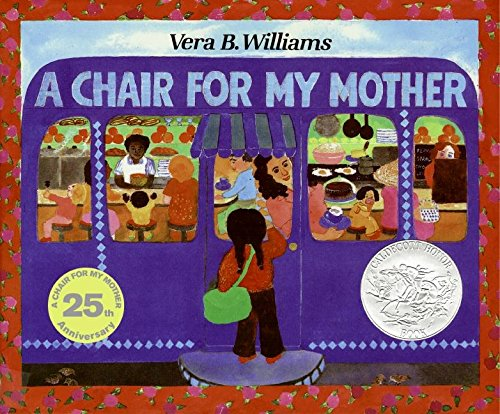 Preisvergleich Produktbild A Chair for My Mother 25th Anniversary Edition (Reading Rainbow Books)
