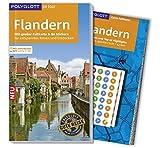 POLYGLOTT on tour Reiseführer Flandern: Mit großer Faltkarte, 80 Stickern und individueller App