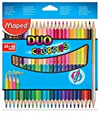 Color 'Peps 24 DUO Farbige Bleistifte