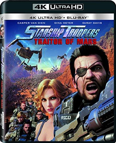 Starship Troopers: Traitors of Mars [USA] [Blu-ray]
