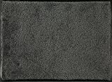 ID Mate c608002Confor Alfombra Felpudo Fibra Nylon/Caucho nitrilo Gris Oscuro, Gris, 120 x 180 cm