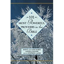 101 Most Powerful Proverbs in the Bible (101 Most Powerful Series) (English Edition)