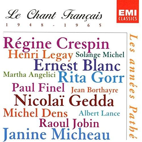 Le Chant Français - Les années Pathé 1948-1965 (10 CD)