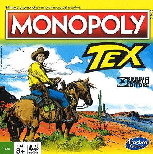 Vendetta indiana. Tex. Con Gioco: Monopoly di Tex