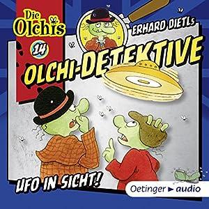 Ufo in Sicht: Die Olchi-Detektive 14