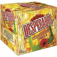 Desperados Cerveza - Pack de 12 Botellas x 250 ml -Total: 3 L