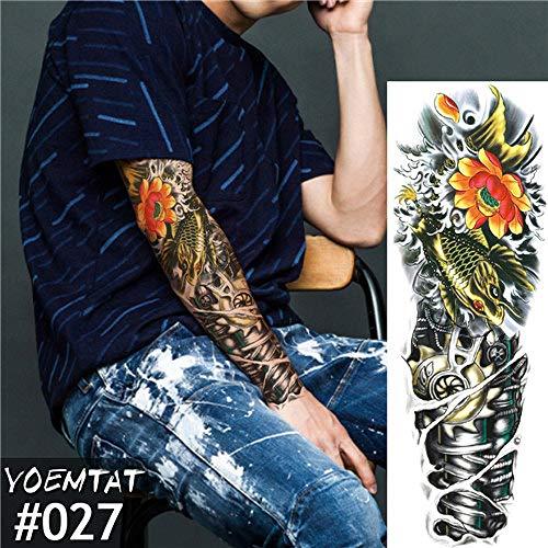 tzxdbh 3Pcs-Arm Applique Arm Persönlichkeit dauerhafte Explosion Modell 3Pcs-