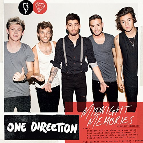 Midnight Memories Ep by One Direction