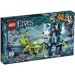 Lego Elves 41194 - Torre di Noctura il Salvataggio della Volpe di Terra