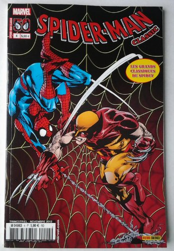 Spider Man Classic N°4