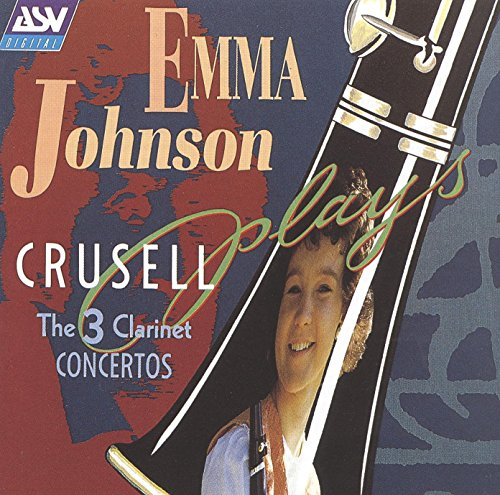 Crusell: Concerto No. 2 in F minor for Clarinet and Orchestra, Op. 5 - 1. Allegro