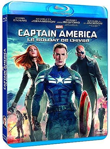 Captain America Film - Captain America : Le soldat de l'hiver