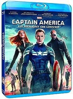 Captain America : Le soldat de l'hiver [Blu-ray] (B00J8Q93PK) | Amazon Products