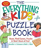 The Everything Kids' Puzzle Book: Mazes, Word Games, Puzzles & More! Hours of Fun! best price on Amazon @ Rs. 462