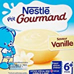 Nestl� B�b� P'tit Gourmand Vanille La...