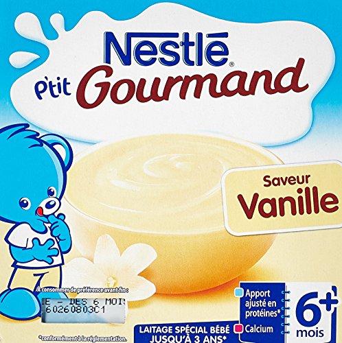 nestl-bb-ptit-gourmand-vanille-laitage-ds-6-mois-4-x-100g-lot-de-6