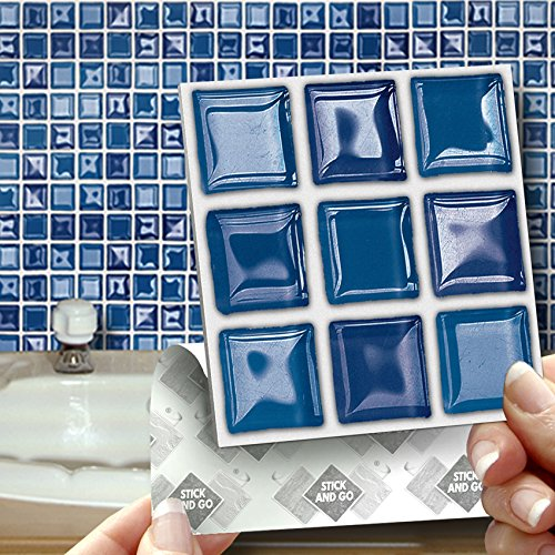 blue-glass-mosaic-effect-wall-tiles-box-of-18-tiles-stick-and-go-wall-tiles-4x-4-10cm-x-10cm-each-bo