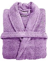 Spa Collection Home - Albornoz unisex para hombre y mujer, 100% algodón, 550