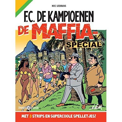 De Maffia-special: met 3 strips en supercoole spelletjes!